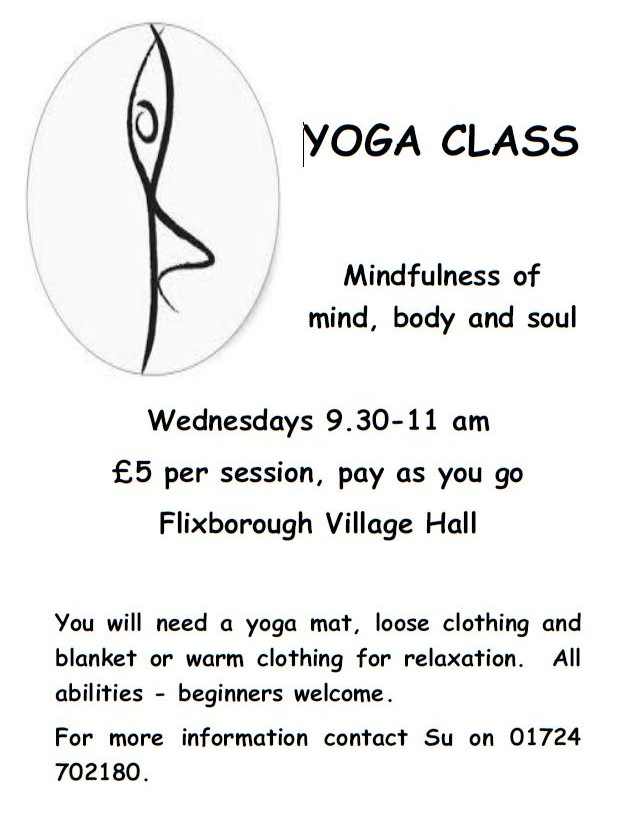 Flixborough Yoga Classes
